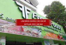 Làm bảng hiệu quận Tân Bình