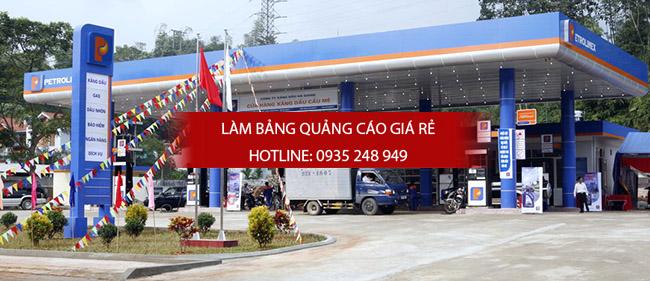 bang hieu cay xang 1 - Làm bảng hiệu cây xăng