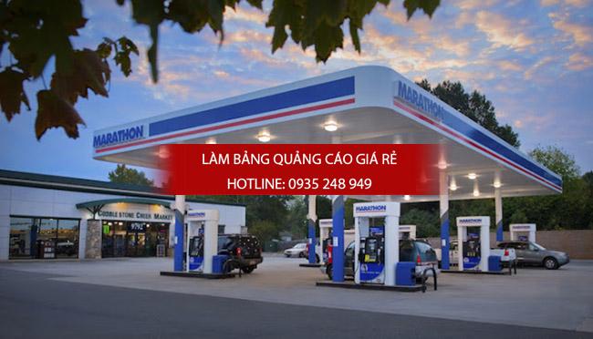 bang hieu cay xang 3 - Làm bảng hiệu cây xăng