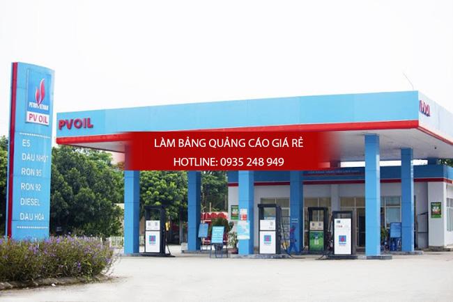 bang hieu cay xang 4 - Làm bảng hiệu cây xăng