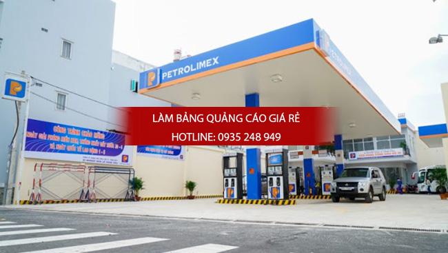bang hieu cay xang 5 - Làm bảng hiệu cây xăng