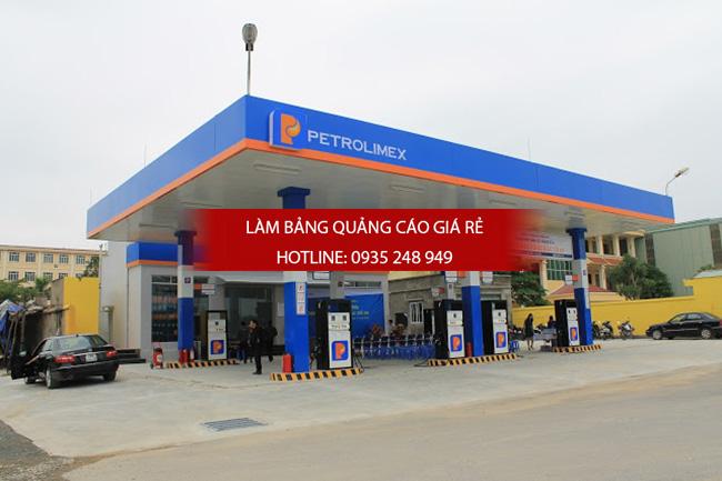 bang hieu cay xang 6 - Làm bảng hiệu cây xăng