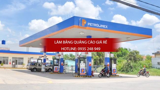 bang hieu cay xang 7 - Làm bảng hiệu cây xăng