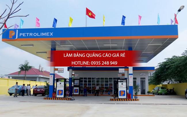 bang hieu cay xang 8 - Làm bảng hiệu cây xăng