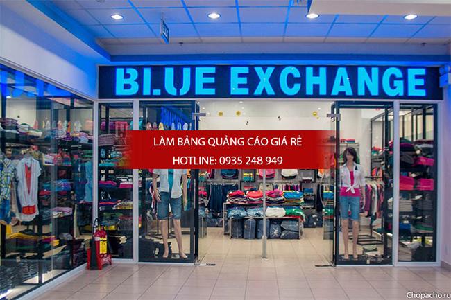 bang hieu thoi trang dep 2 - Làm bảng hiệu shop thời trang